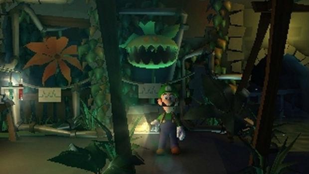 Miyamoto nixed all the original Luigi's Mansion 2 bosses photo