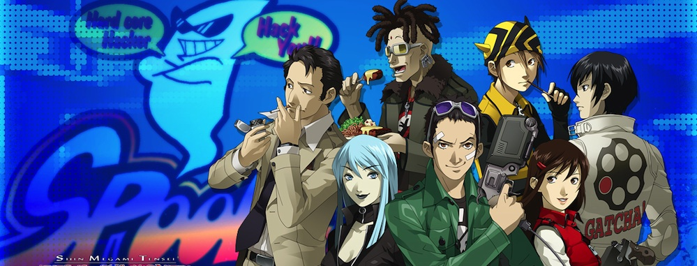 Deep demon hacking in Devil Summoner: Soul Hackers  photo