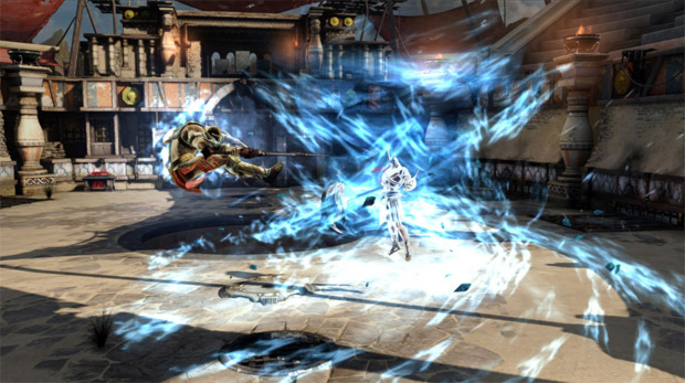 God of War: Ascension update to raise level cap and more screenshot