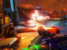 First Far Cry 3: Blood Dragon screens have surfaced photo
