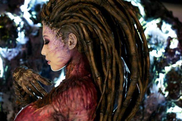 Sarah Kerrigan,沙拉·凯瑞甘,Kerrigan,萨拉•凯丽甘,莎拉·凯瑞甘,刀锋女王,Queen of Blades,刀锋皇后,星际争霸,StarCraft,女王