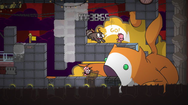 Friday Night Fights: Win a code for BattleBlock Theater! photo