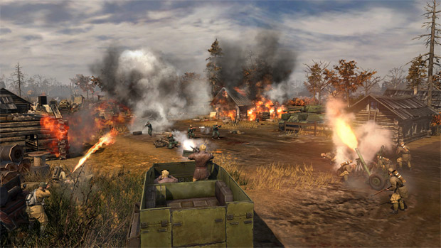 Pre Order Company Of Heroes 2 For A Mini Campaign