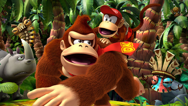 Donkey Kong Country Returns 3D will have an easy mode photo