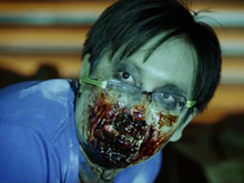 Resident Evil short film photo