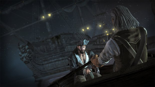 The piratey Raven's Cry listed for October release screenshot