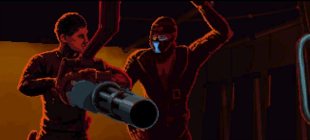 The First Far Cry 3 Blood Dragon Video Has Arrived