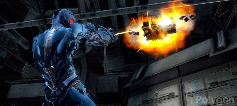 Ex-Retro Studios devs were making a Mega Man X FPS photo