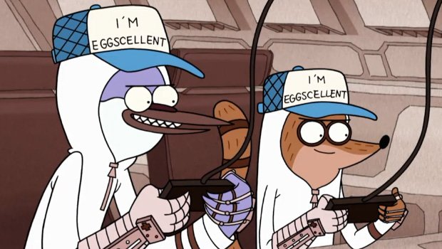 Regular Show photo