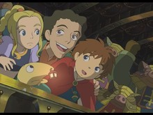 Ni No Kuni DS photo