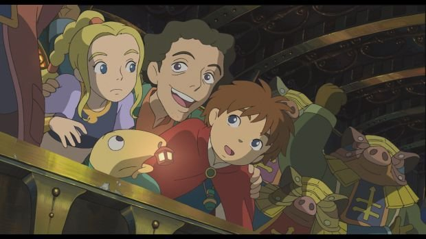 There may be hope yet for a Ni No Kuni