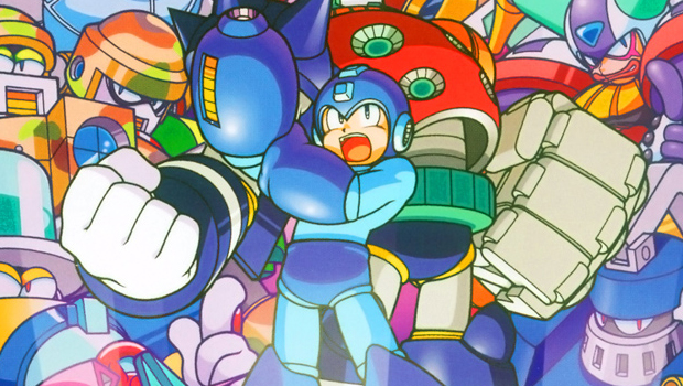 Where is Mega Man? photo