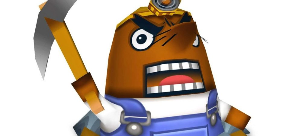 Mr. Resetti tears photo