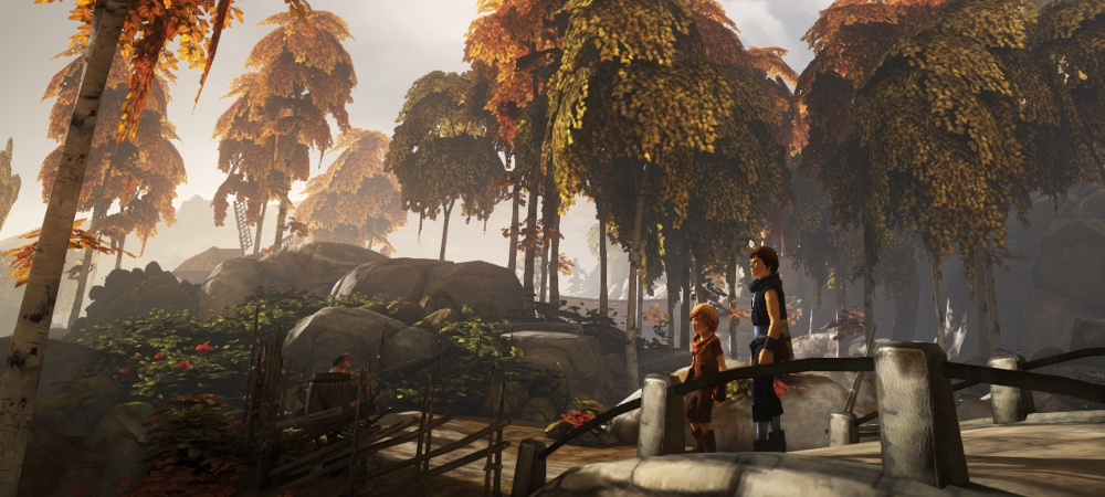Brothers: A Tale of Two Sons is a playable fairy tale  photo