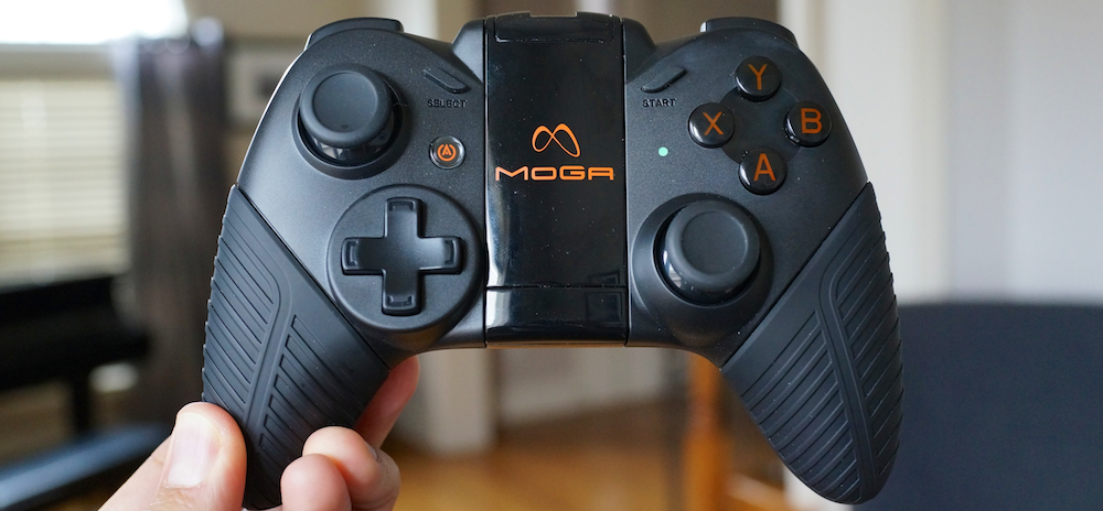 Review: MOGA Pro Controller  photo