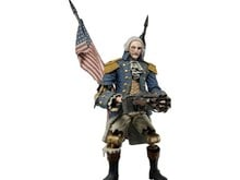 BioShock's robot George Washington toy up for pre-order photo