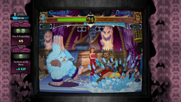 Darkstalkers contest photo