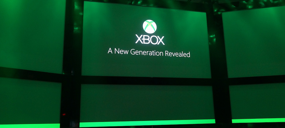 Video: Watch the Next Xbox presentation on loop photo