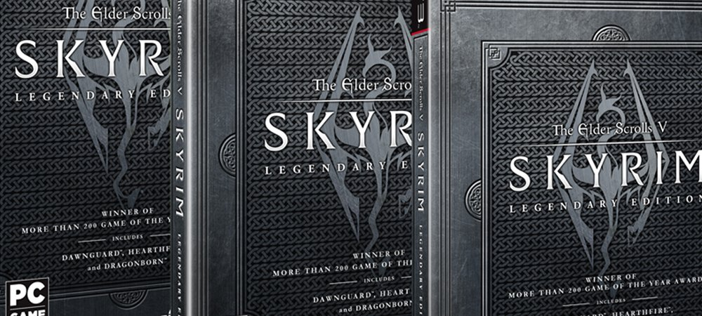 The Elder Scrolls V: Skyrim Legendary Edition announced photo