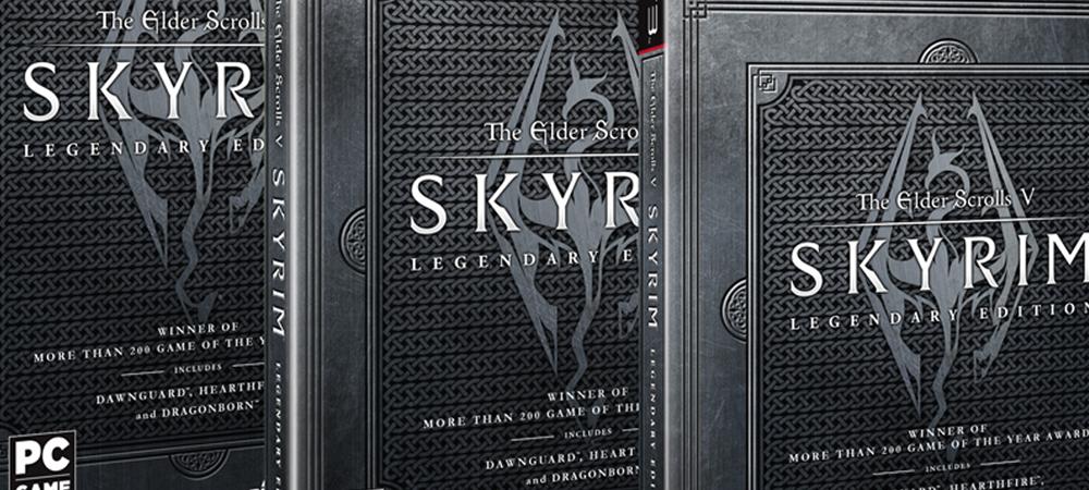 The elder scrolls v 5: skyrim legendary edition (steam) 7,76€.