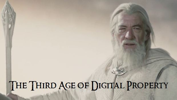 Digital property: Entering the Third Age photo