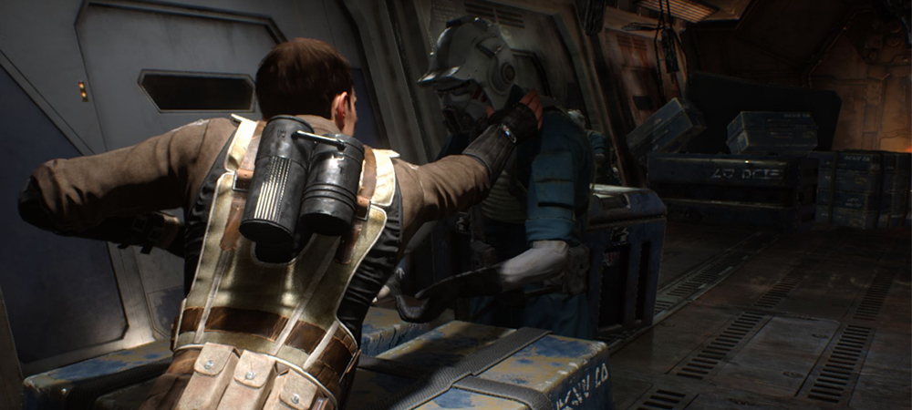 The future of Star Wars games rests with Electronic Arts photo
