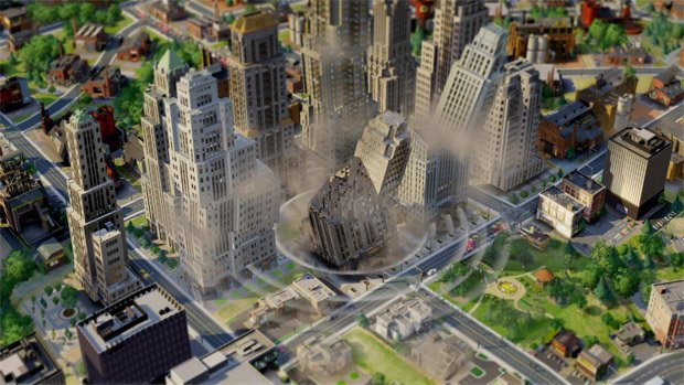 EA on SimCity's launch issues: 'This won't happen again' screenshot