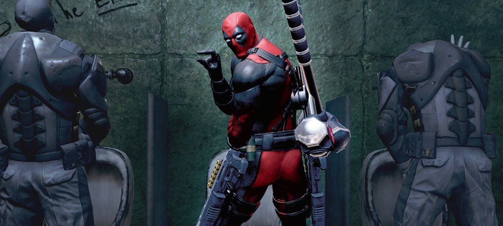 The Deadpool game is a lot of dumb, immature fun photo