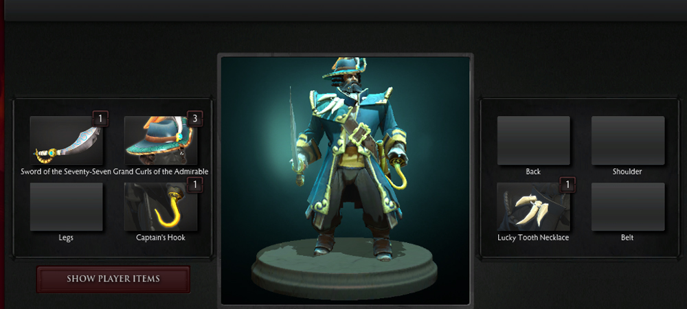 Screw fashion! How to really spend $20 in Dota 2 photo