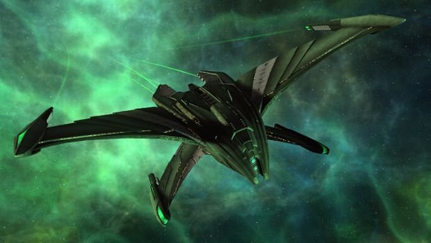 Star Trek Online adds a new preorder ship, goofy clothes photo