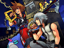 Kingdom Hearts 3D photo