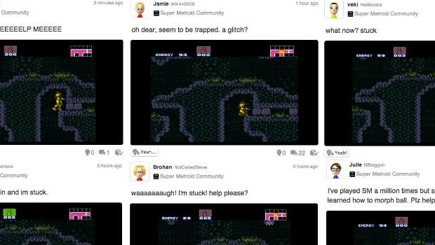 Super MetroidWii U owners don't know how to play Super Metroid photo