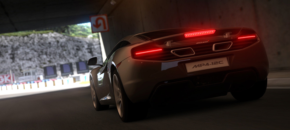 GT6 first hands-on photo