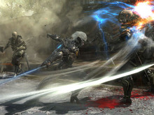 Metal Gear Rising Ultimate Edition launches on the PSN photo