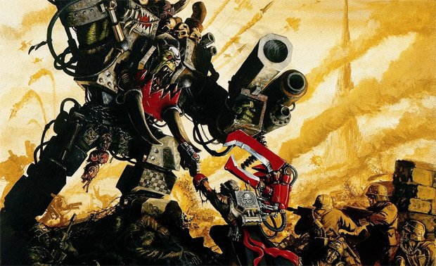 First details on Slitherine's Warhammer 40K: Armageddon screenshot