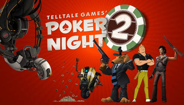 Poker Night 2 now available for iOS screenshot