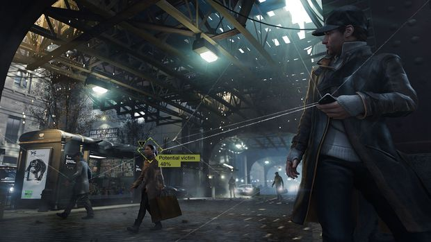 Watch Dogs' mocap aims to capture the little details screenshot