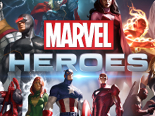 Marvel Heroes Impressions photo