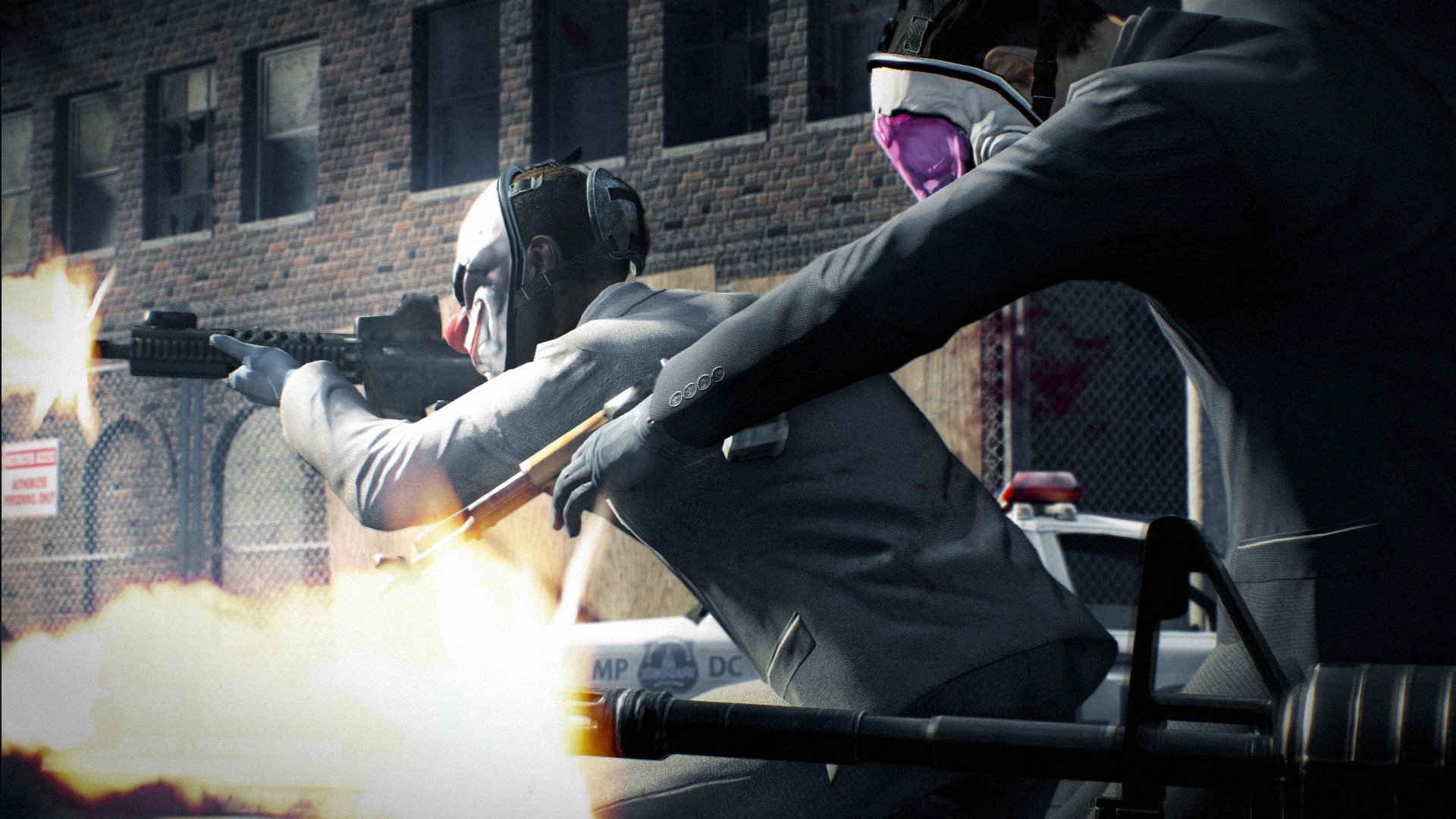 Payday 2 preview photo