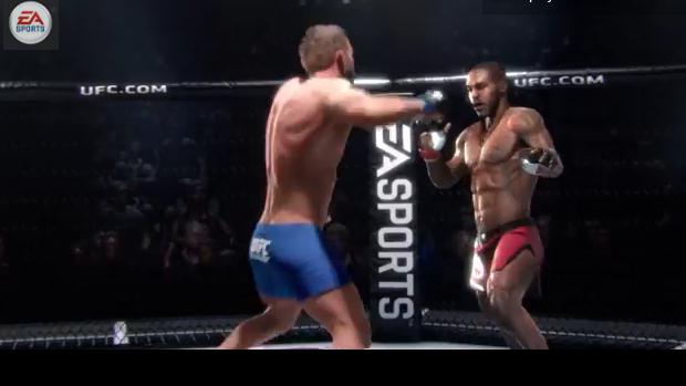 EA Sports UFC photo