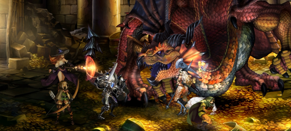 I'm down with Dragon's Crown photo