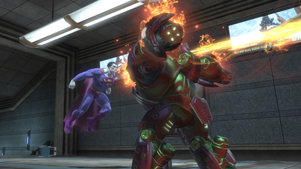 PS4's DC Universe Online, PlanetSide 2 won't need PS Plus screenshot