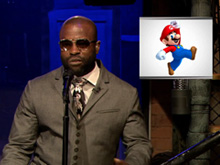 The Roots' Mario rap photo