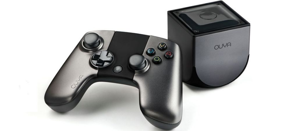 The Ouya is a nice idea ... at least  photo