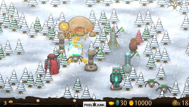 PixelJunk Monsters: Ultimate HD announced for Vita photo