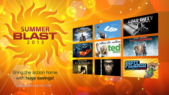PSN Summer Blast sale features scorching deals photo