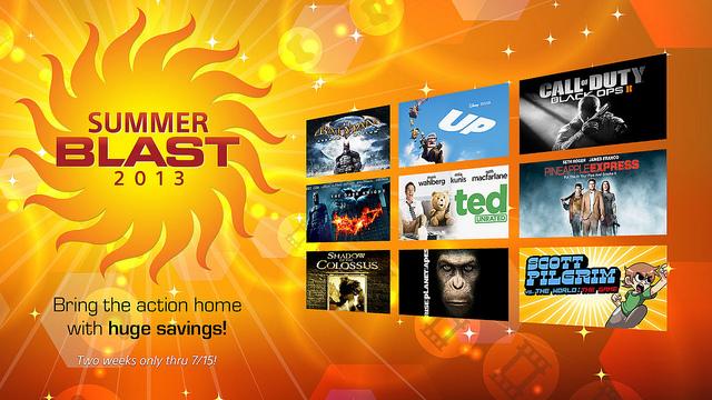PSN Summer Blast sale features scorching deals photo