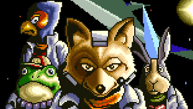 History of Star Fox photo