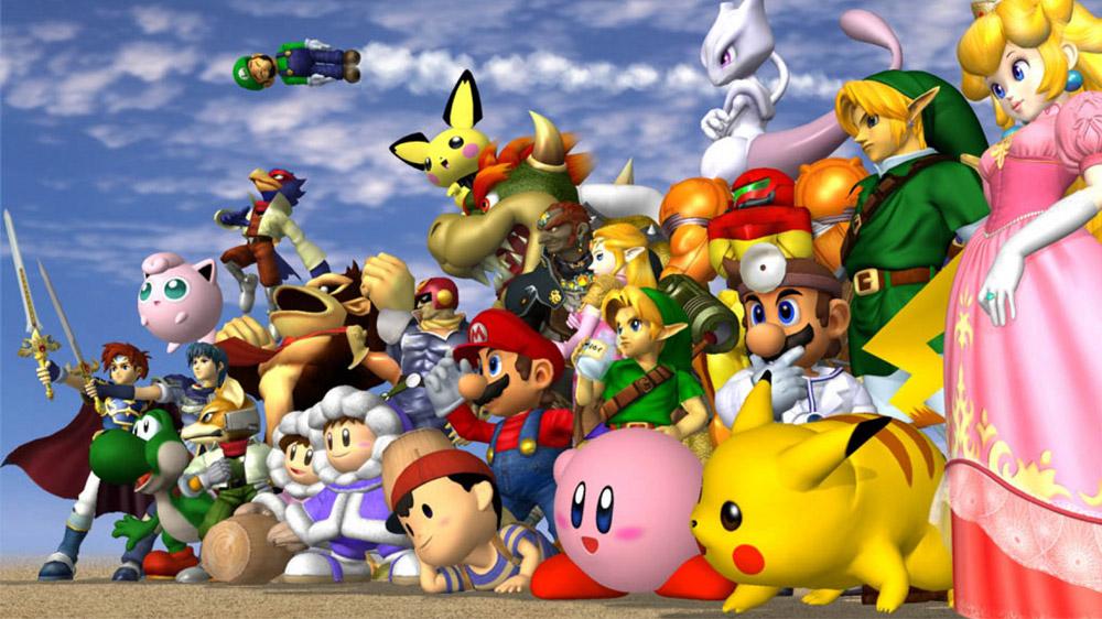 Smash Bros. Evo photo