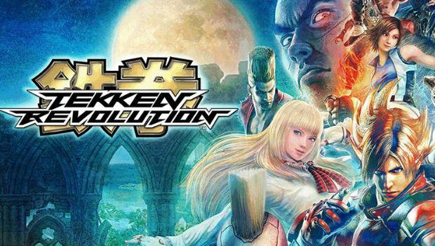 [PS3-GRATUIT]Tekken Revolution 258008-TR1